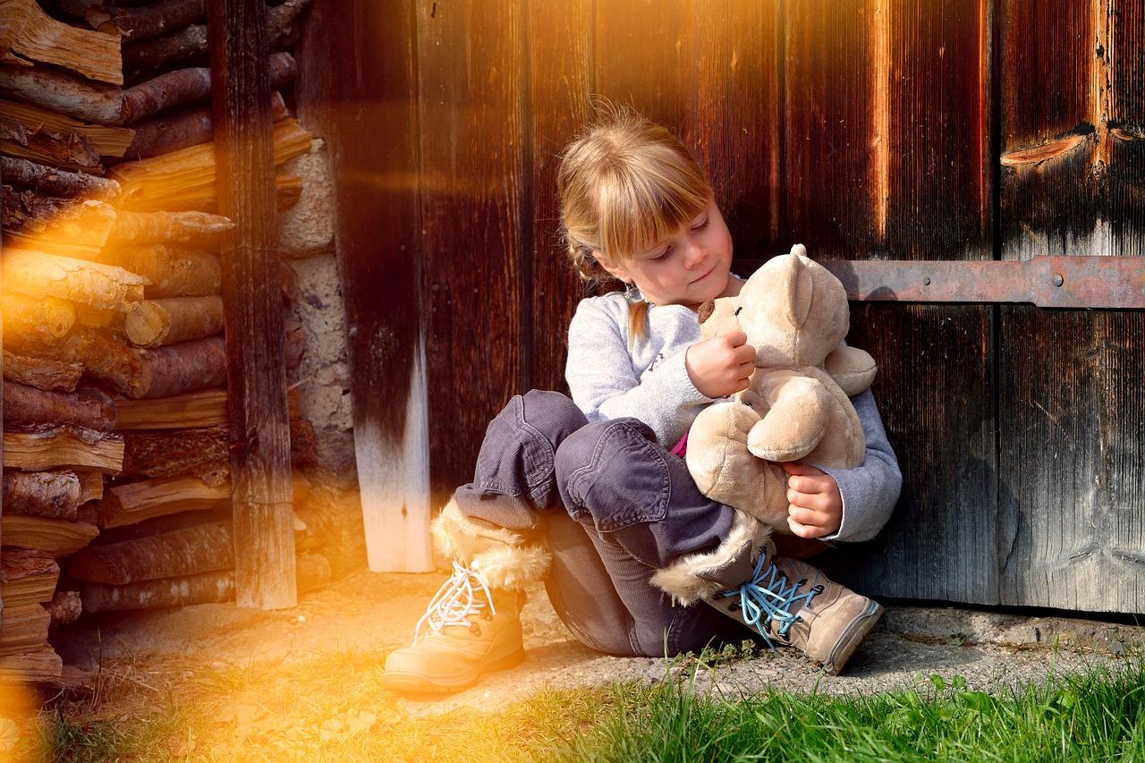 Dlaczego warto pomagać dzieciom